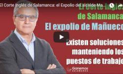 Gabriel Risco EQUO Ganemos Salamanca